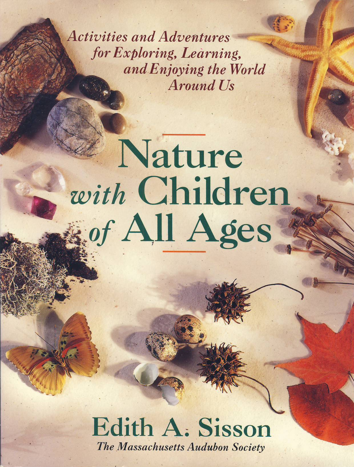 Cover of Nature with Children of All Ages