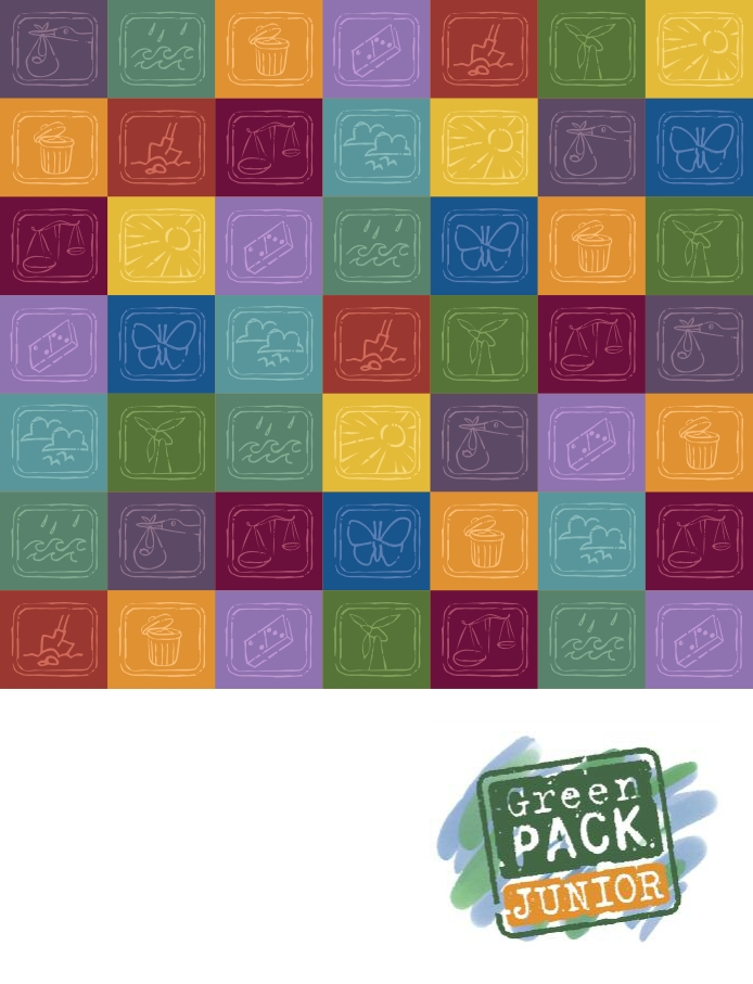 Cover of GREEN PACK